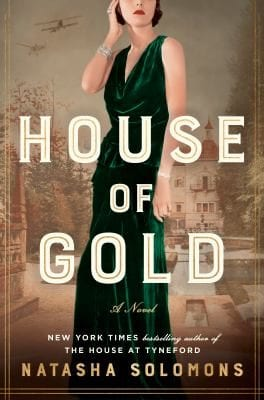 Book Cover House of gold