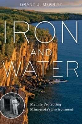 Book Cover Iron & Water