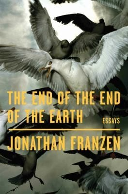 Book Cover The end of the end of the earth