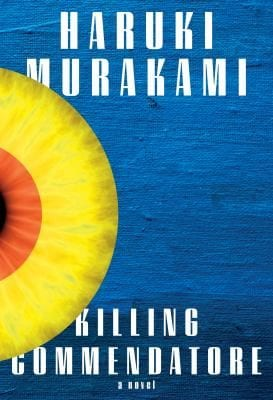 Book cover Killing Commendatore