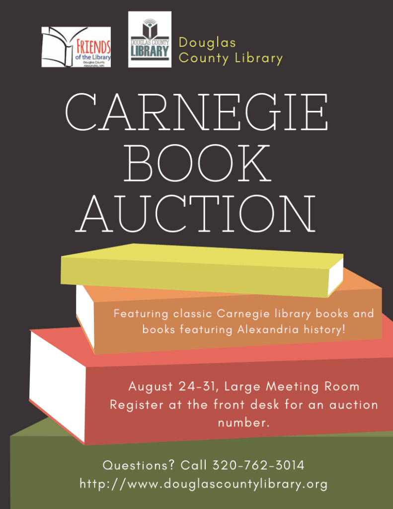 Carnegie Book Auction