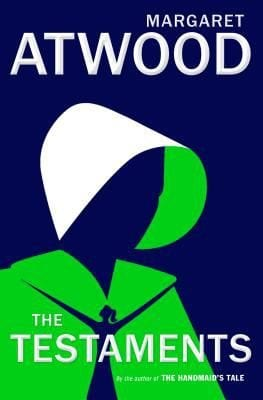 Book Cover Testaments Atwood